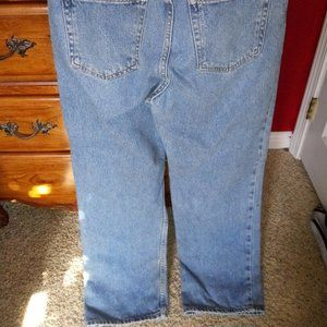 Mens jeans old navy denim size 36x30
